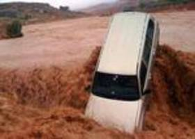 Morocco flash floods death toll climbs to at least 32