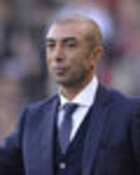 Roberto Di Matteo insists he's NOT out for revenge in Champions League clash with Chelsea