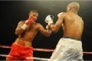 ibf world champion kell brook takes a look at grimsby boxing...